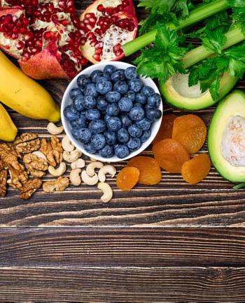نقدم لكِ النظام الغذائي الغني بالكولاجين.