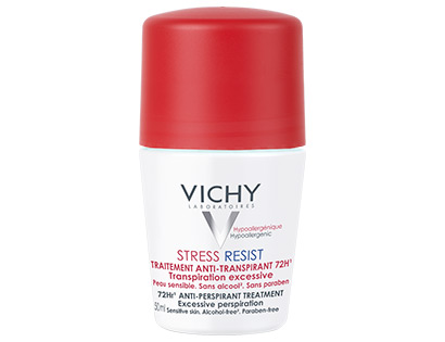 Stress Resist Anti-Perspirant Intensive Treatment 72-hour Roll-on