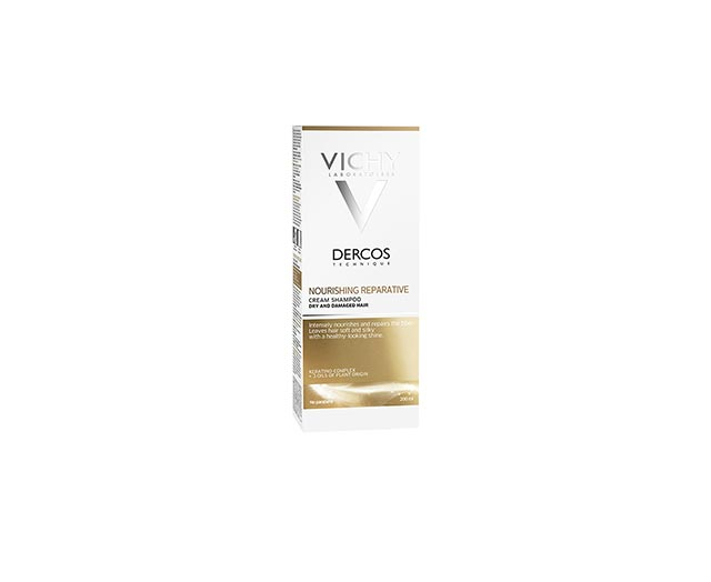NOURISHING & REPARATIVE Cream Shampoo