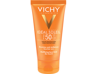 Mattifying Face Fluid Dry Touch SPF 50
