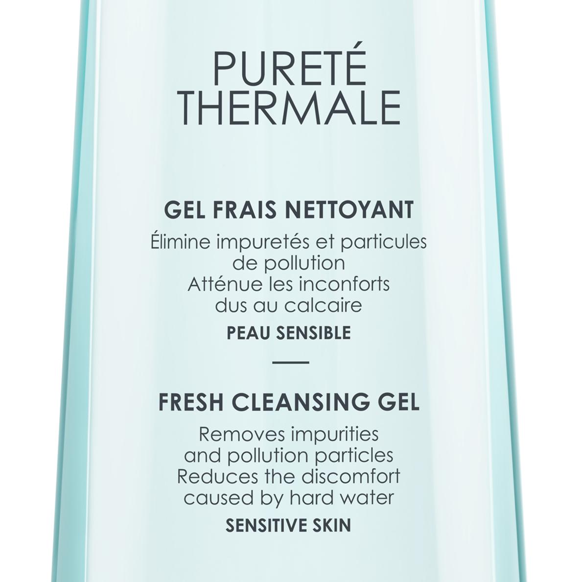 Fresh cleansing gel