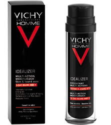 IDEALIZER MULTI-ACTION MOISTURIZER 3-DAY BEARD AND +